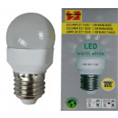 Led lamp e27 15led - 1.0w warm white