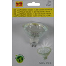 Led lamp plug 20led - 1.2w 12v warm white