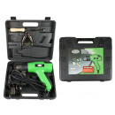 Hot air gun 2000w deluxe + case