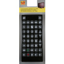 grossiste Electronique de divertissement: Telecontrol  universal 8 in 1 jumbo