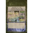 groothandel Foto's & lijsten: Tarpaulin 1,5x12 meter groen profi