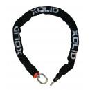 wholesale Jewelry & Watches: Xolid ring lock chain 740 5.5x5.5x1100