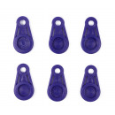 wholesale Painting Supplies: Tarp clip set 6 pieces action