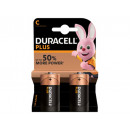 Duracell c-cell 2 pieces alkaline