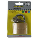 Padlock action de 50 mm STAHLEX