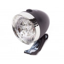Bicycle headlamp 3 led black