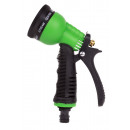 grossiste Decoration et jardin et eclairage: Spray gun 7 fonctions soft action