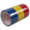 Box tape color 3 pieces 30 meters x 48mm