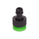 wholesale Garden Equipment: Hose connector 1/2'' - 3/4'' soft action