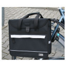 Bicycle shopper bag 17 liters