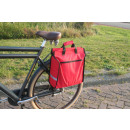 Bicycle shopper rear pannier bag 20 l