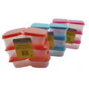 wholesale Houshold & Kitchen: Storage box 6 pieces square