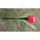 Garden light solar tulip 48 cm mix color