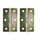 Porte 2 pièces 2.5 'x 1.4' (64mm x 35mm)