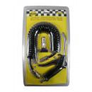 Air gun + spiral hose 5 meters - 13kg/cm²