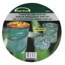 hurtownia Srodki & materialy czyszczace: Torba na odpady komunalne = pop up = ø 40x50