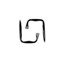 wholesale Ironmongery: Hanging hooks 2 pieces jumbo 2x140x130