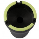 wholesale ashtray: Ashtray extinguishing glow in dark