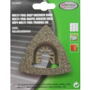 grossiste Outils electriques: Multi-outil rasp triangle or