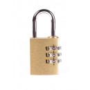 A lakat kombinációs zár TRI-CIRCLE 30 mm TRI-CIRCL