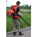 wholesale Garden Equipment: Leaf blower gasoline 58cc 2 stroke
