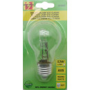 grossiste Ampoules: Lampe halogène éco  classique a55 53w e27 dimmable