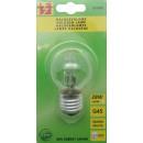 groothandel Verlichting: Halogeenlamp eco g45 28w e27 dimbaar