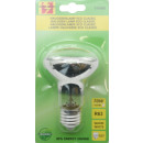 Halogen lamp eco r63 70w e27 dimmable