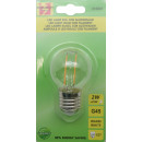 groothandel Consumer electronics: Led lamp gloeilamp filament g45 2w e27