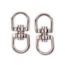 wholesale Ironmongery:Double swivel hook 5/8''