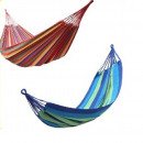 wholesale Garden & DIY store: Hammock complete 200 x 100 cm mix color