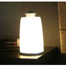 Table lamp + flashlight multifunctional