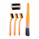 wholesale Painting Supplies: Brush set 5 pieces selection