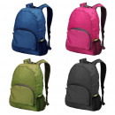 Backpack foldable 20 liters mix color