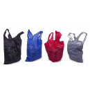 Bag foldable uni color