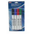 wholesale Gifts & Stationery: Permanent marker 4 pieces color