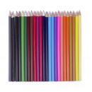 wholesale Gifts & Stationery:Colour pencils 24 pieces