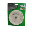 Cotton polishing disc 125 mm