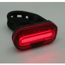 Bike light cob red