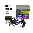 wholesale DVD & TV & Accessories: Christmas lights battery in/outdoor 50 led multi