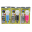 Led pull light multicolor + remote color mix