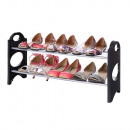 wholesale Small Furniture: Shoe rack stackable 64 x 20 x 34 cm