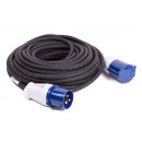 Cee extension cord neoprene ip44 20 mtr