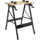 Stół roboczy składany 56 x 62 x 78 cm