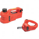 Jack electric 3 tons 12 volt + impact wrench