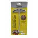 Tent peg extractor t grip