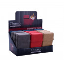 wholesale Lighters: Cigarette case 20' leather look