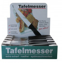 wholesale Cutlery: Table knife original mix -solingen- / display