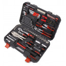 Tool set 84 pieces cr-v profi