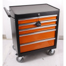 Tool trolley 5 drawers 82 pieces or082 edition
